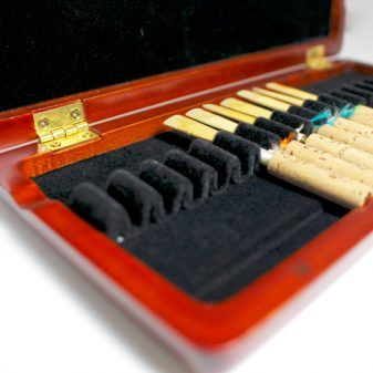 Reed cases