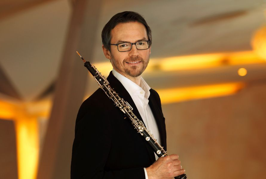 Interview with Jonathan Kelly, principal oboe of the Berliner