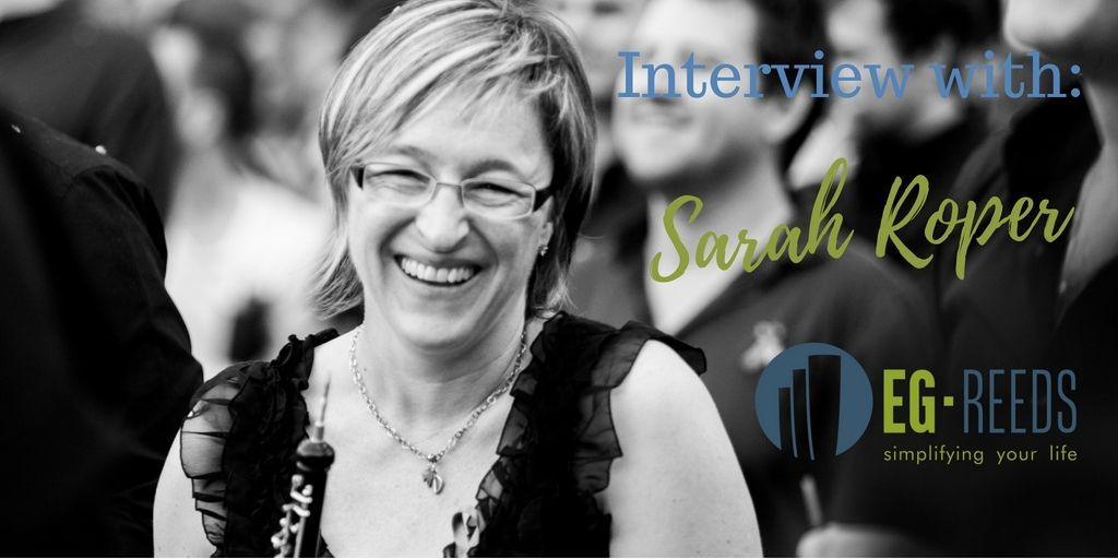 Interview with Sarah Roper oboe
