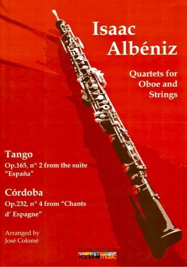 Quartets for oboe and strings - Isaac Albeniz