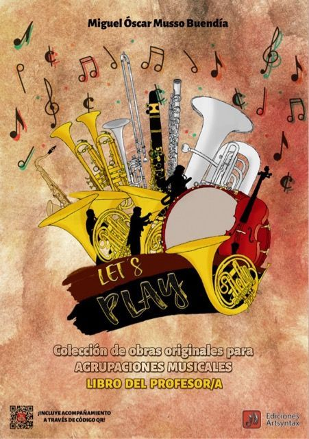 Let's play Sheet music for musical groups